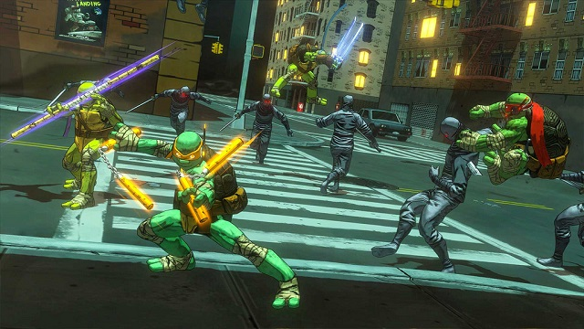 Teenage Mutant Ninja Turtles: Mutants in Manhattan arrives this summer