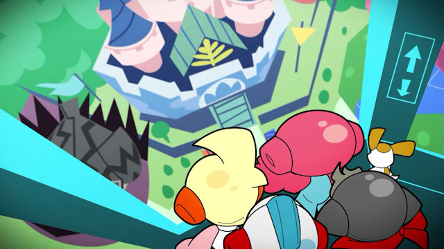 Mr. DRILLER drills into Switch and PC