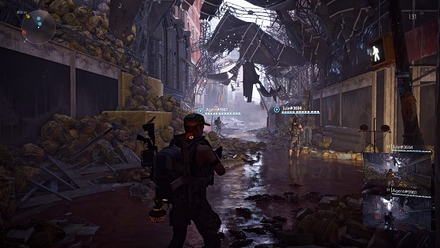 The Division 2 deployed to Stadia