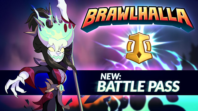 Brawlhalla battle pass launched