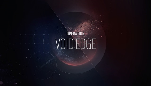 Rainbow Six Siege launches Operation Void Edge