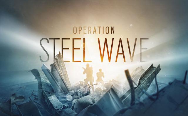 Steel Wave set to wash over Rainbow Six Siege