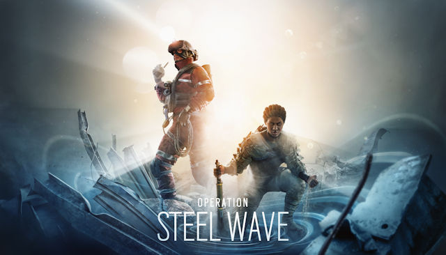 Rainbow Six Siege launches Operation Steel Wave