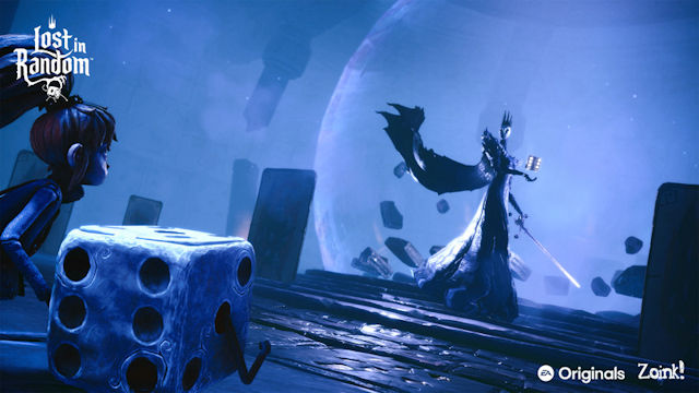 EA casts Lost in Random into release