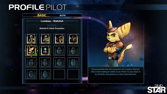 Ratchet and Clank drop in on Dead Star