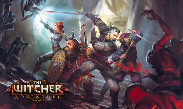 The Witcher Adventure Game launches closed beta