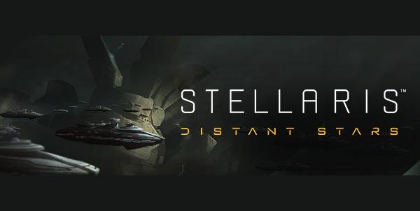 Stellaris sets its sights on Distant Stars