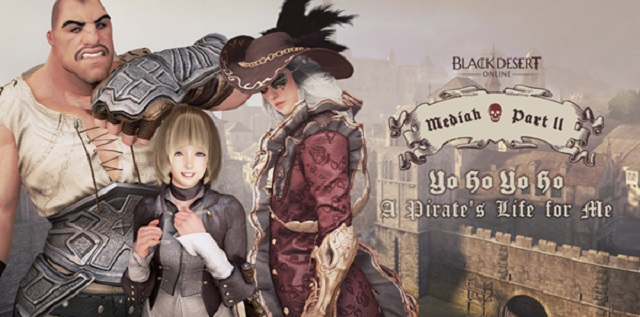 Pirates unleashed on Black Desert Online