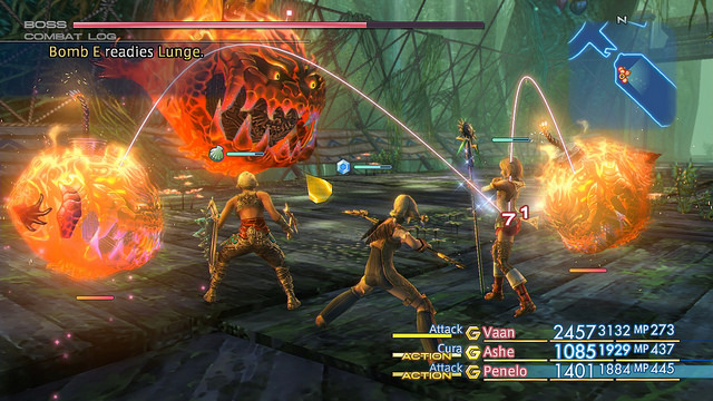 PS4 to get a remastered Final Fantasy XII