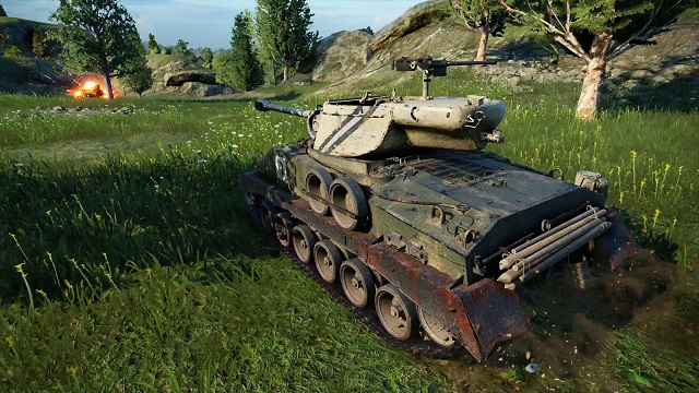 World of Tanks: Mercenaries rolls onto consoles