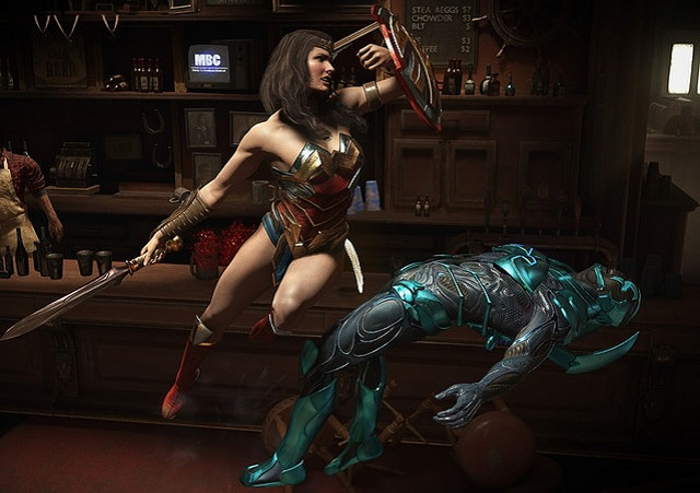Injustice 2 reveals 2 new characters