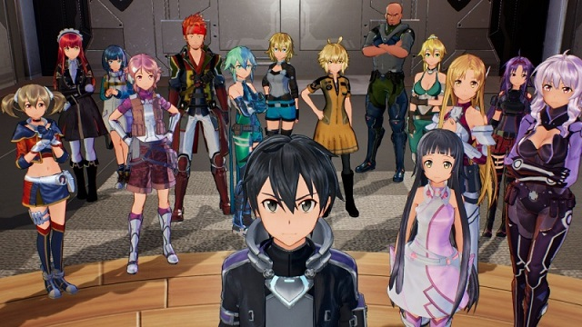Sword Art Online: Fatal Bullet Complete Edition hits Switch