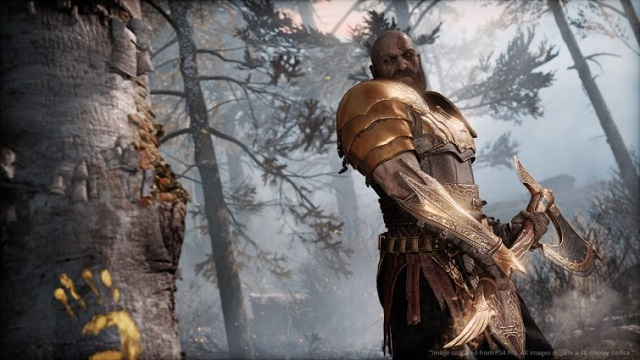 New Game+ coming to God of War