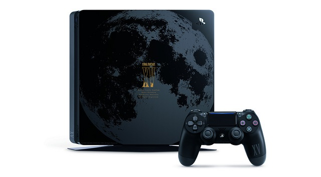 Final Fantasy XV PS4 console available in November