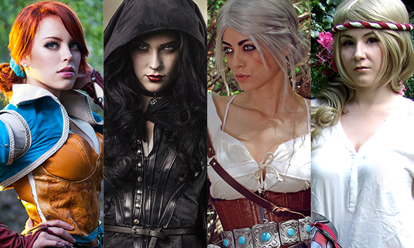 The Witcher launches cosplay contest