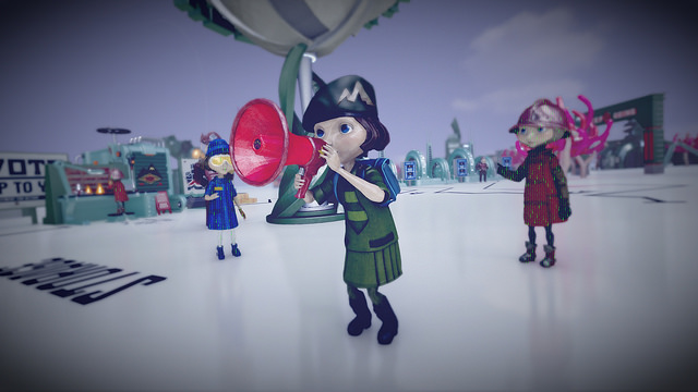 The Tomorrow Children will be available for free beginning today