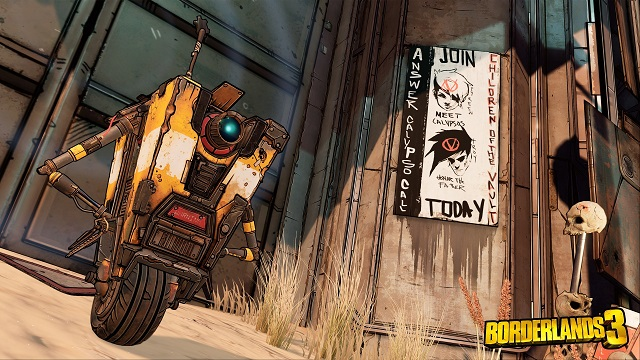 Borderlands 3 arrives in less than six months