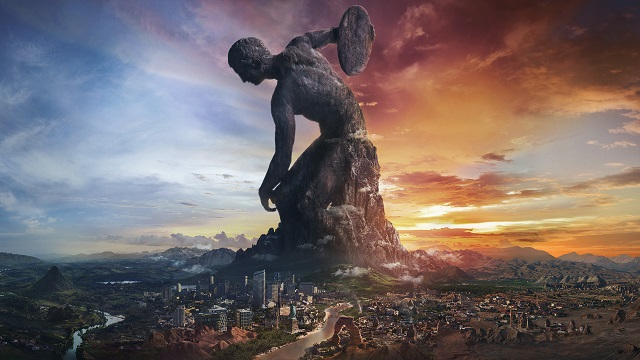 Civilization VI will Rise and Fall in February