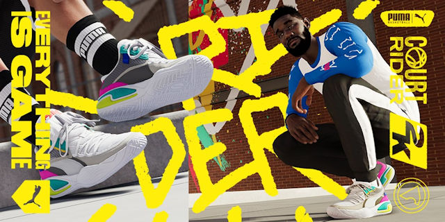 NBA 2K21 adds new PUMA collection