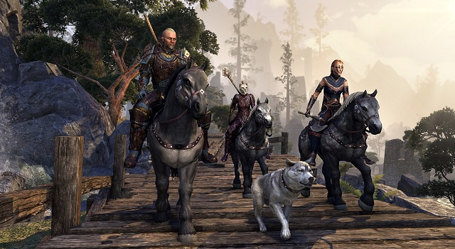Elder Scrolls Online to give gamers early access to Morrowind