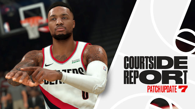 NBA 2K21 patch goes live on PS4 and Xbox One