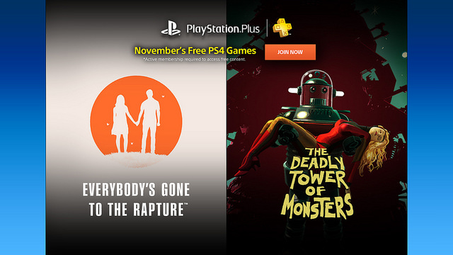PlayStation Plus free games for November bring gamers monsters news image