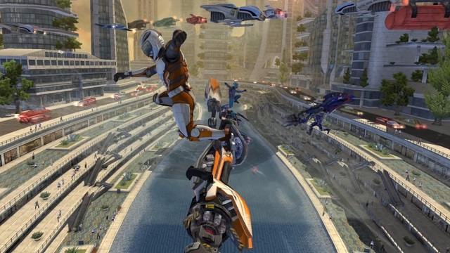 Riptide GP: Renegade rips into release on mobile