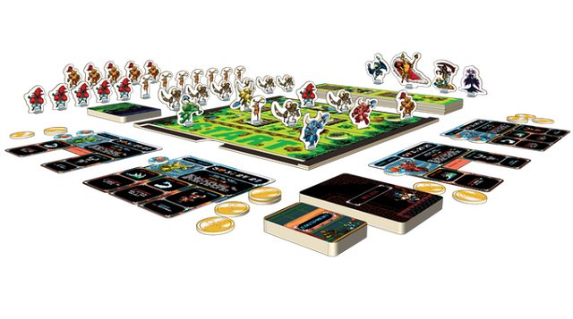 Shovel Knight wants to be a board game