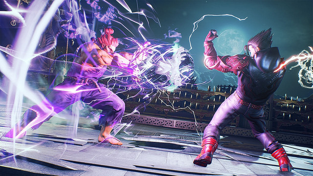 Tekken 7 launch date set
