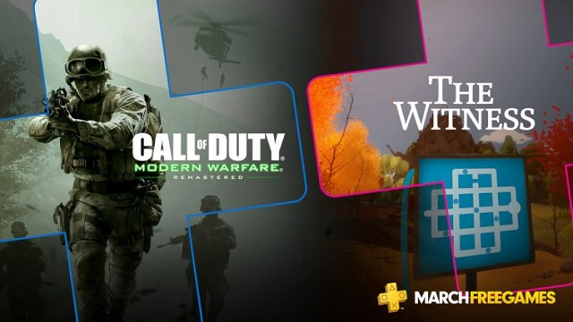 Modern Warfare Remastered free for PS Plus gamers in March