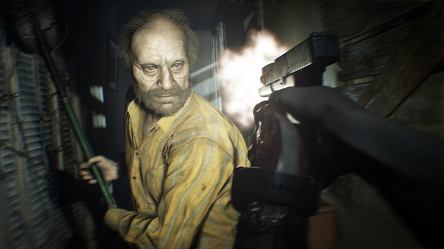 Resident Evil 7 has been unleashed