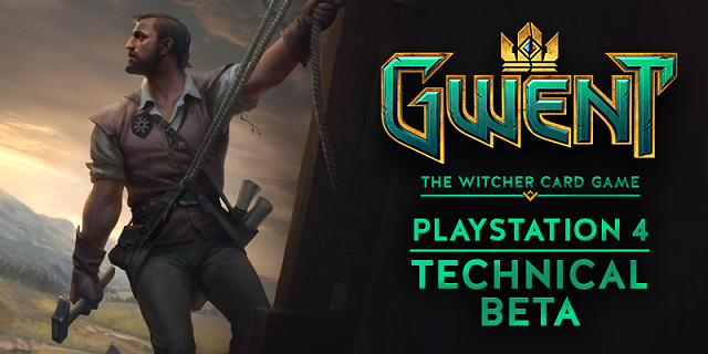 Gwent beta on PS4 this weekend