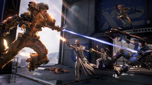 LawBreakers also coming to PlayStation 4