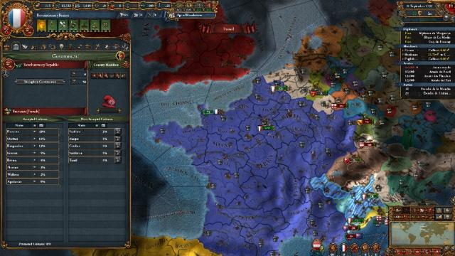 Europa Universalis expanding its empire