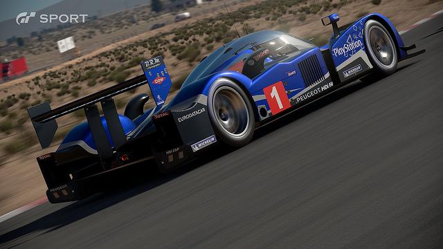 Gran Turismo Sport race date set