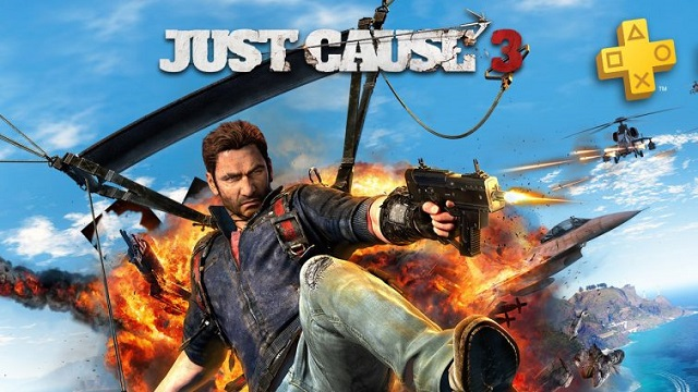 PSPlus free games for August include Just Cause and Assassin's Creed games