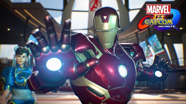 Marvel vs. Capcom: Infinite hits release