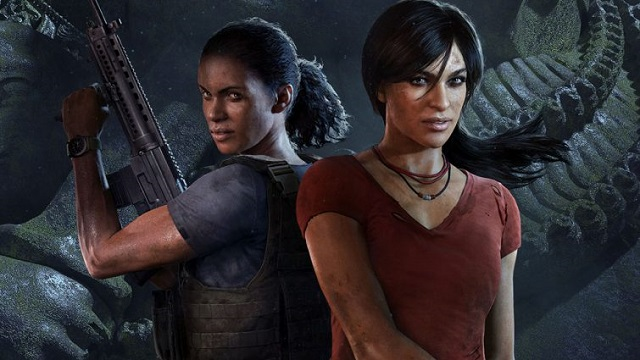 Uncharted: The Lost Legacy now found on PlayStation 4
