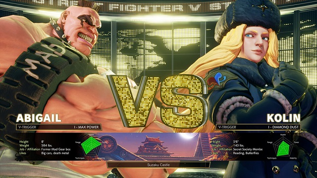 Street Fighter V: Arcade Edition announced