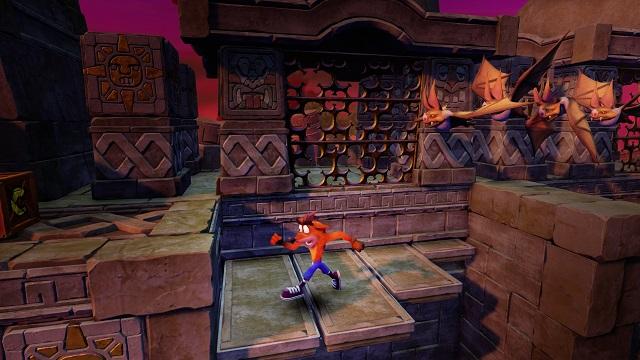 Crash Bandicoot N. Sane Trilogy runs, jumps, and spins onto PS4