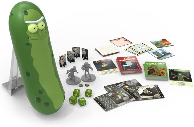 Pickle Rick game set to debut at San Diego Comic-Con