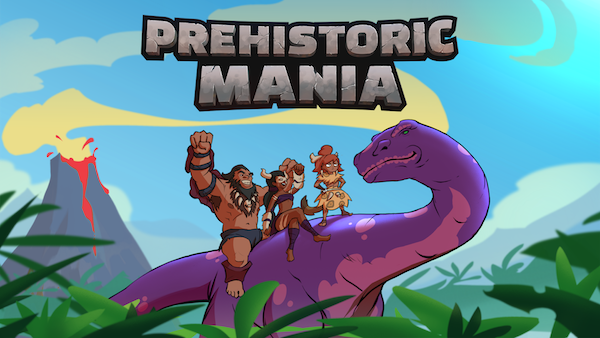 Battlerite catches Prehistoric Mania