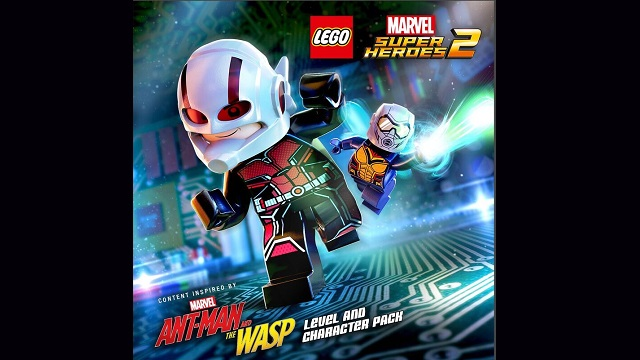 Ant-Man and the Wasp land on LEGO Marvel Super Heroes 2