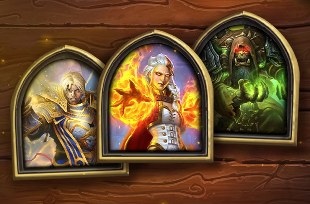 New features coming to Hearthstone