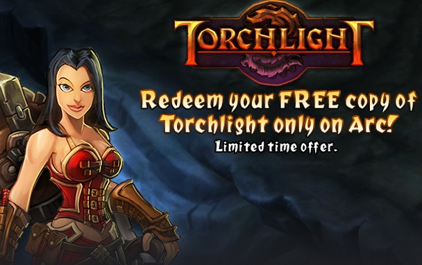 Get Torchlight for free