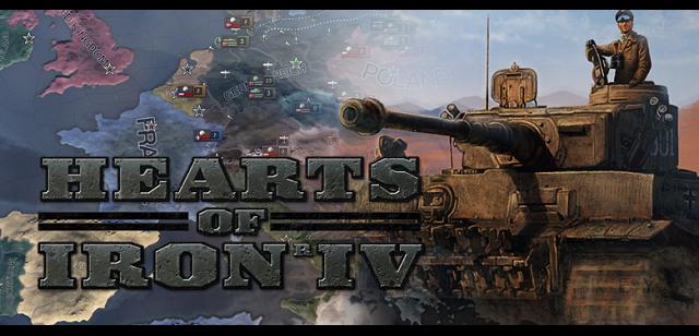 Hearts of Iron IV invades PCs