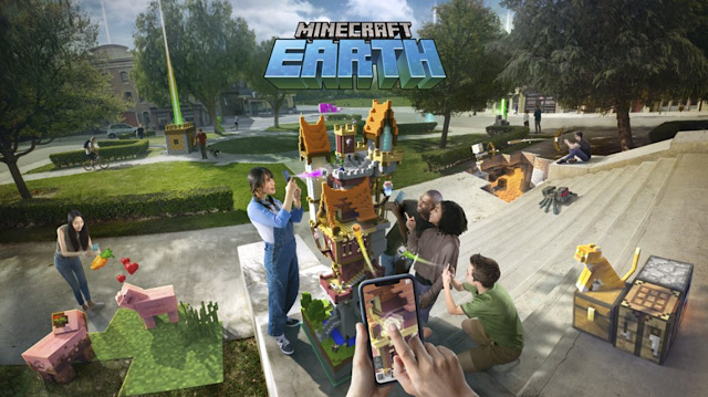 Minecraft Earth launches early access