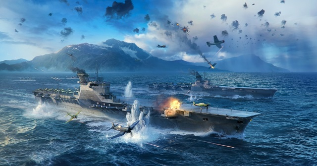 World of Warships revamps carriers in latest update