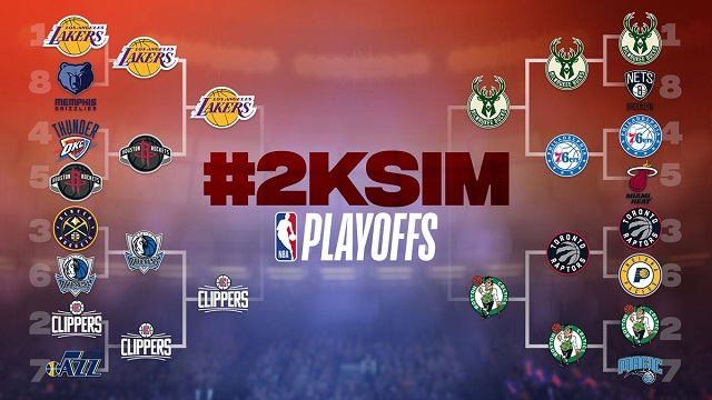 2KSim Conference Finals set
