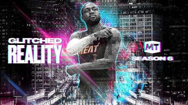 NBA 2K21 glitching